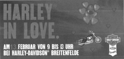 harley davidson in breitenfelde. Black Bedroom Furniture Sets. Home Design Ideas